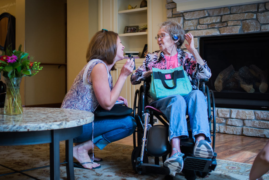 housing for alzheimer's patients